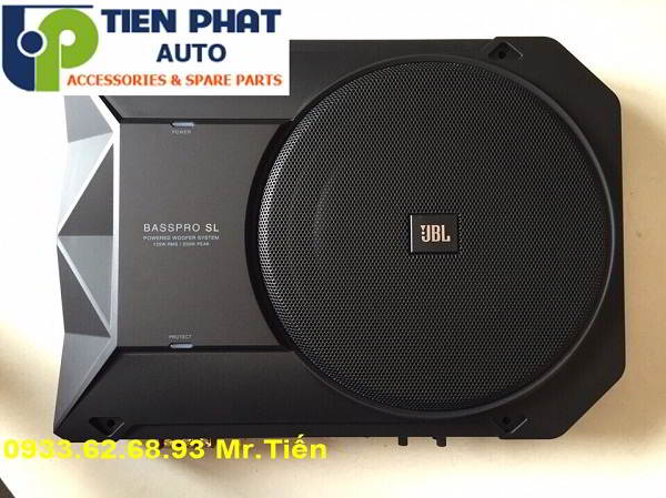 Lắp Đặt Loa SubJBL Passpro SL Cho Xe Ford Forcus