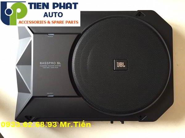 Lắp Đặt Loa SubJBL Passpro SL Cho Xe Huyndai Sonata