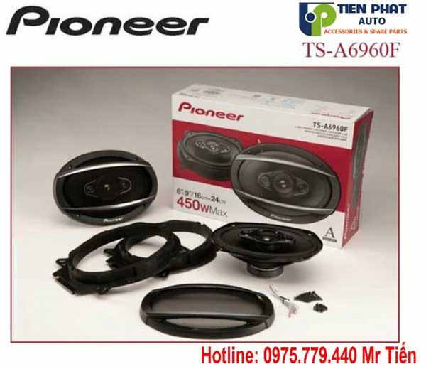 Loa Pioneer TS-A6960F Loa Cửa Cho Ô Tô Giá Rẻ