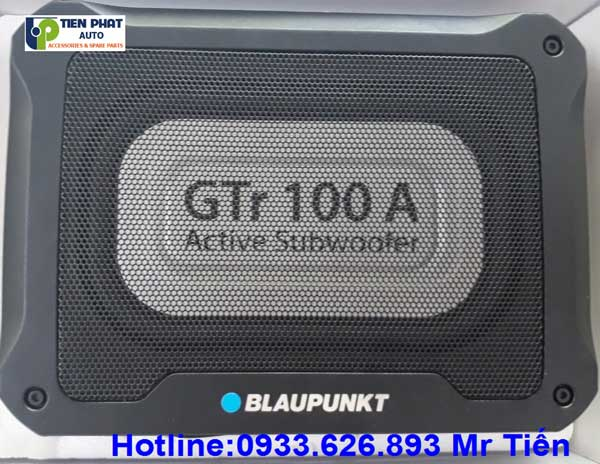 Loa Sub Blaupunkt GTR 100A Loa Sub Gầm Ghế Cho Ô Tô