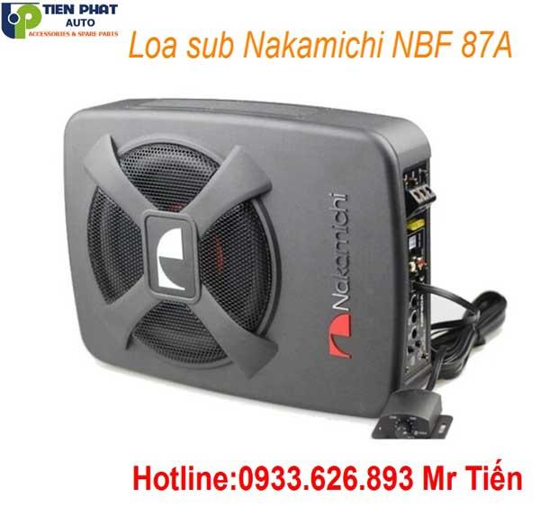 Loa Sub Nakamichi NBF 87A Loa Sub Siêu Trầm
